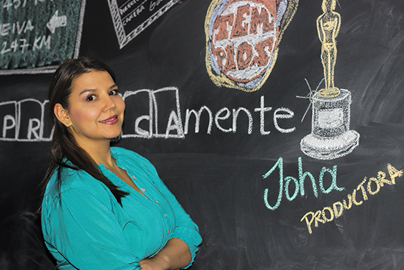 <strong>Johanna Andrea Perdomo Morea</strong>