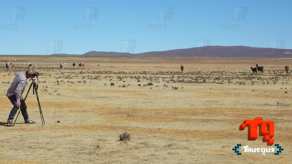 Desierto de Siloli, Bolivia