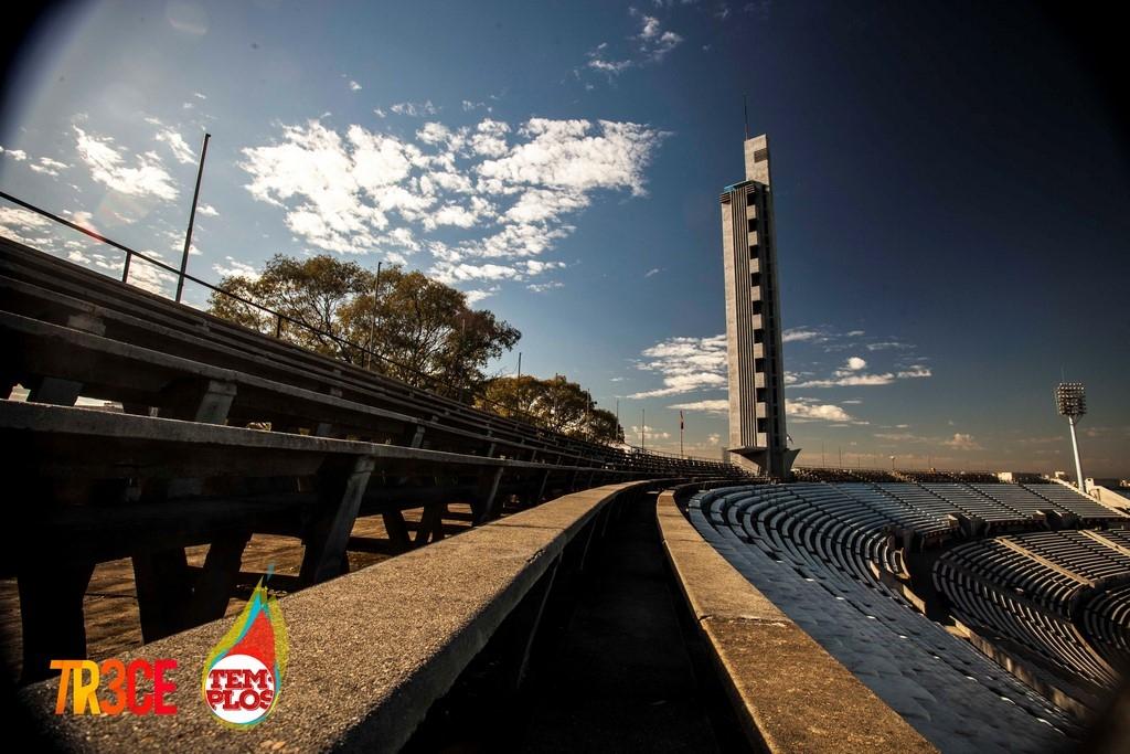 Estadio Centenario, Montevideo, Uruguay