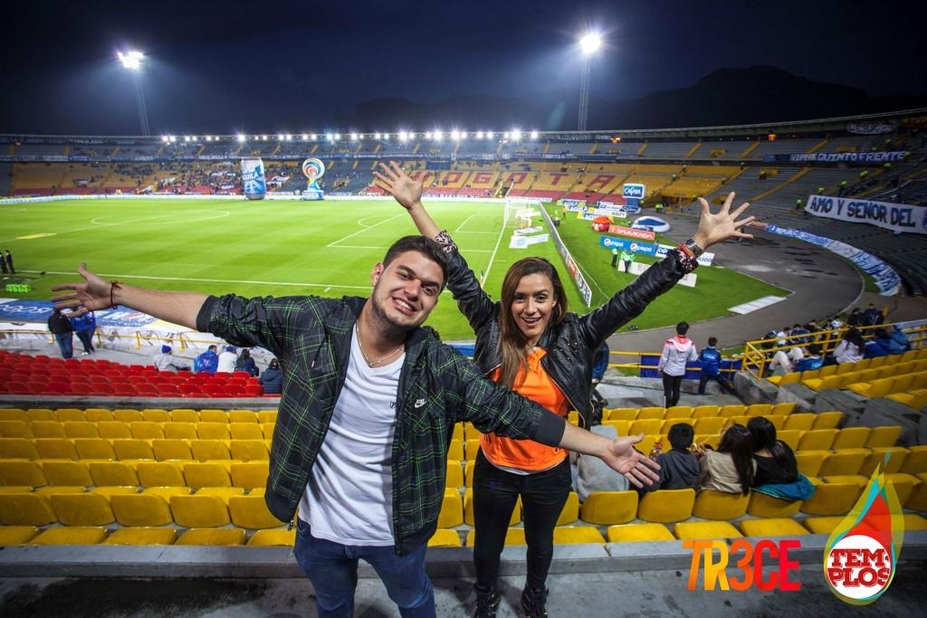 Estadio El Campín, Bogotá, Colombia