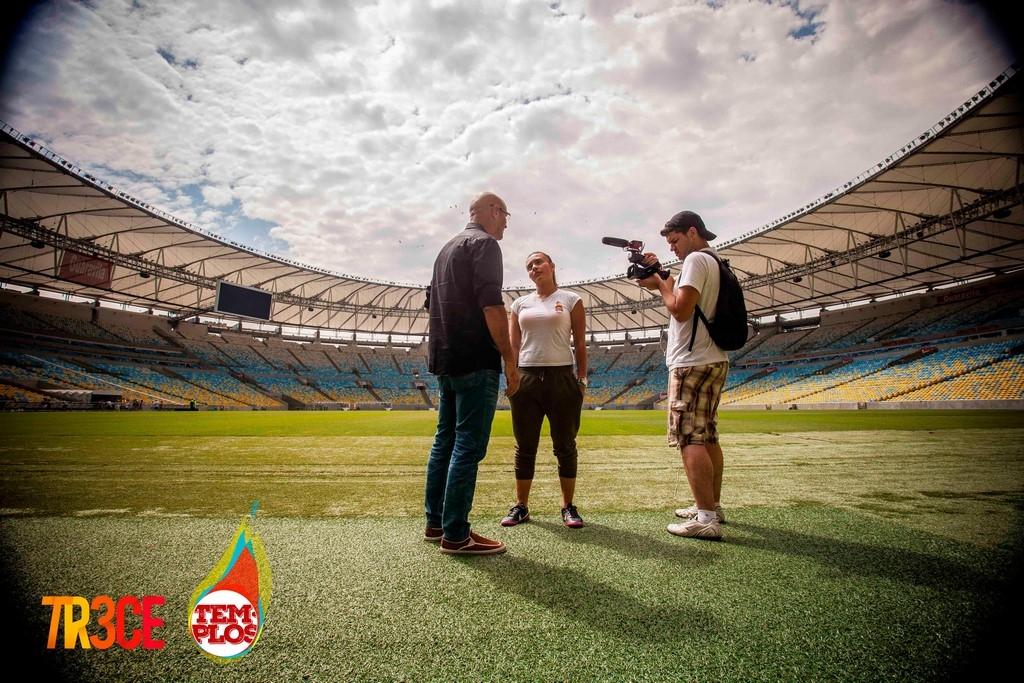 Estadio Maracaná, Río de Janeiro, Brasil