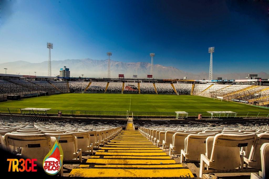 Estadio Monumental, Santiago, Chile